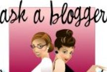 Blog Tips and Ideas / by Melissa Kloosterman (Melissa's Cuisine)