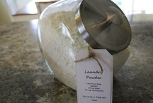DIY Household Cleaning Products / by Lisa