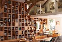 Bookshelves! / by Lisa