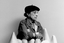 Louise Bourgeois / by Victoria Hannan