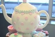 Tea Party / by Debra Viccars