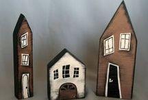 Little Houses / by Debra Viccars