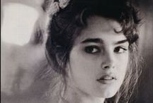 Brooke Shields / by Victoria Hannan