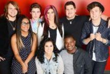 Idol XIII - Top 8 Portraits / by American Idol