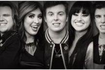 Idol XIII - Top 5 Portraits / by American Idol