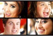 Idol XIII - Top 4 Portraits / by American Idol