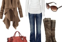 outfits / by Alicia Mahle