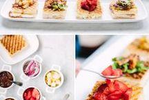 Fabulous Fête Food / by Dellah's Jubilation