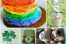 St. Patricks Day and Rainbows / by Chanelle Love