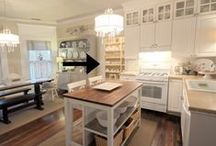 Kitchen Ideas / by Chanelle Love