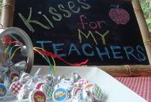 Teacher gifts  / by Dawn Baker