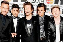One Direction ;) / by Jaycie Rozegnal