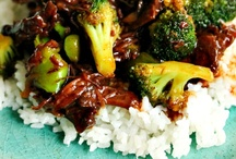 Recipes: for the meat eaters / Because I don't only cook for myself! / by Andrea Hable