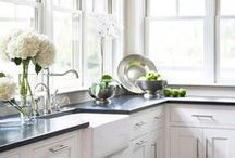 For the Home: Kitchens / by Andrea Hable