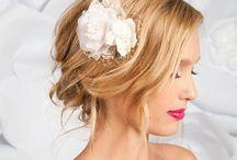 Bridal Hair / by Nicole Goydish