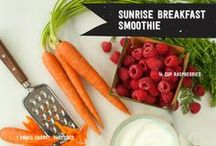 Recipes: smoothies juice etc / by Andrea Hable