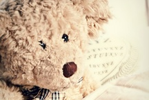 Teddy Bear  / by Stephanie .