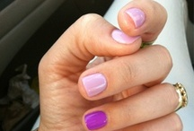 nails / by B M