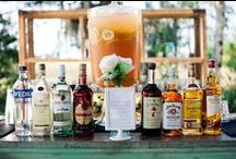 Sweet Tea and Other Drinks / Inspiration for signature drinks and cocktail hour on your wedding day / by Southern Weddings Magazine
