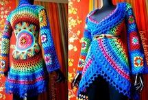 Cardi/ Sweater/ Top/ Tunic/ Shirt/ Vest / by Babukatorium