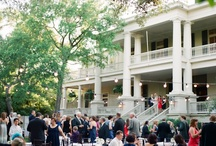 Southern Reception Venues / A collection of our favorite Southern wedding reception venues, from barns to ballrooms / by Southern Weddings Magazine