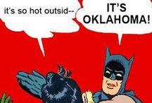 Oklahoma! / by Renee Lamoreux