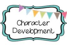 {CHARACTER} / by Beth Silcott