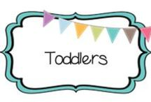 {TODDLERS} / by Beth Silcott