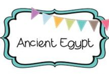 {HISTORY} egypt / Homeschool resources for studying ancient Egypt using Story of the World, Mystery of History, Tapestry of Grace, etc. / by Beth Silcott