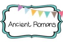 {HISTORY} romans / by Beth Silcott