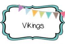 {HISTORY} vikings / by Beth Silcott