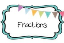 {MATH} fractions / by Beth Silcott