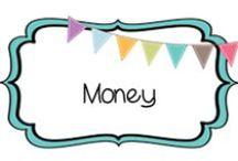 {MATH} money / by Beth Silcott