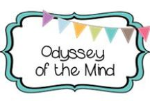 {HOMESCHOOL} odyssey of the mind / by Beth Silcott