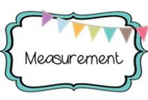 {MATH} measurement / by Beth Silcott