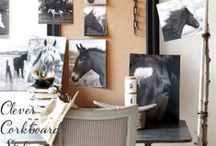 Home Offices / These home offices rock functionality and creativity. / by Krista Conway