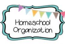 {HOMESCHOOL} organization / by Beth Silcott
