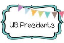 {HISTORY} us presidents / by Beth Silcott