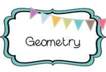 {MATH} geometry / by Beth Silcott