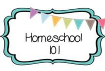 {GREAT ENDEAVOR} homeschool 101 / by Beth Silcott
