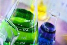 Chemistry / Because I teach chemistry and I'm such a nerd / by Jenette Champagne