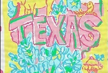 Texas / by Ginger McKnight-Chavers