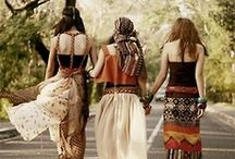Gypsy/Hippie / by Donna Graves-Roll