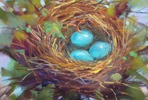 pastels / by Donna Graves-Roll
