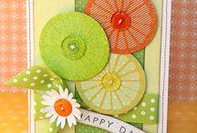 Cards I like / by Rebecca Garrett