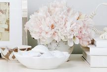 Decor, Flowers, and Pretty Things / by Cristina
