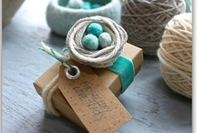 wrapping / pretty ways to wrap anything / by Gina @ Shabby Creek Cottage