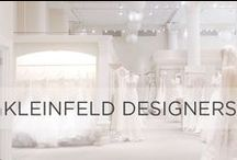 Kleinfeld Designers / See all the designers available at Kleinfeld / by KleinfeldBridal