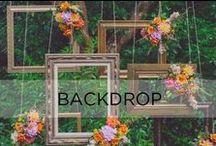 {Wedding} Backdrop / by KleinfeldBridal