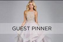 Guest Pinner: Lisa Narramore / Cake designer, Lisa Narramore, from The Mischief Maker , pins her dream wedding for Kleinfeld! / by KleinfeldBridal